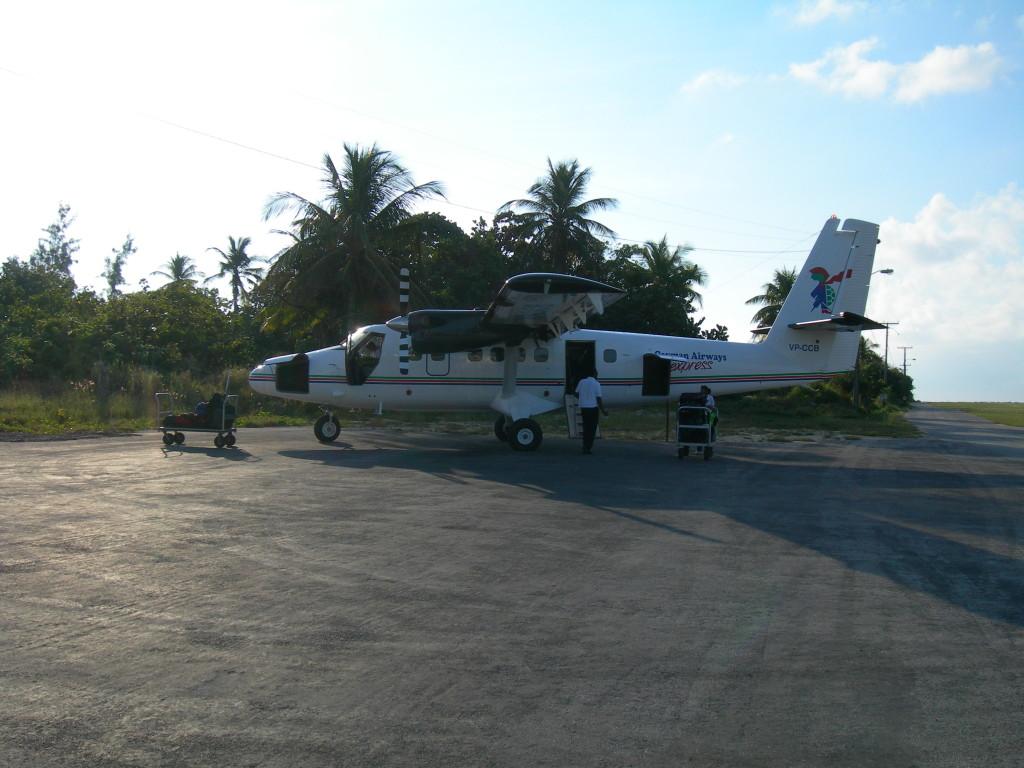 Little Cayman Flight