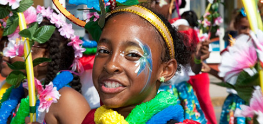 Cayman Batabano Carnival family day